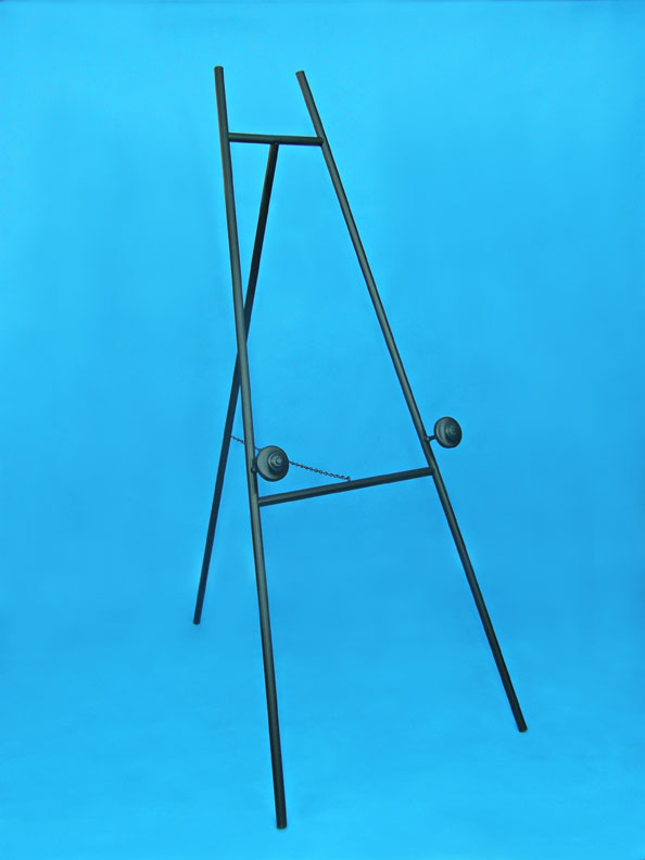 floors wood metal or easels elegance floor black beauty home stands and office easel iron decorative wedding add large tabletop display