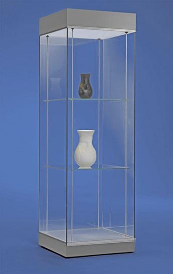 Freestanding Display Case