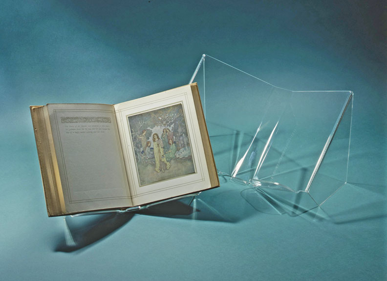 Display Stands And Holders For Your Books And Literature