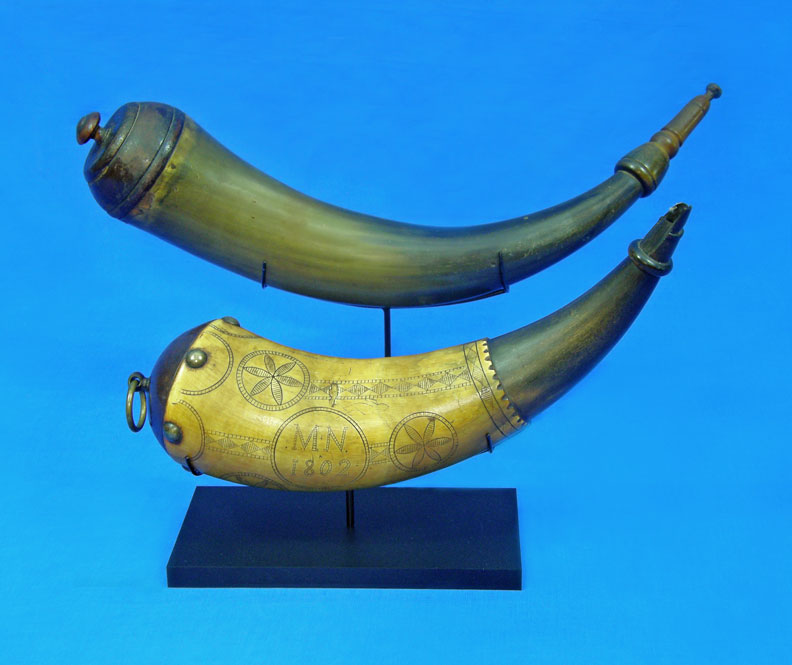Powder Horn stand by ADE