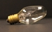 7 watt light bulb -110 volt - EX7