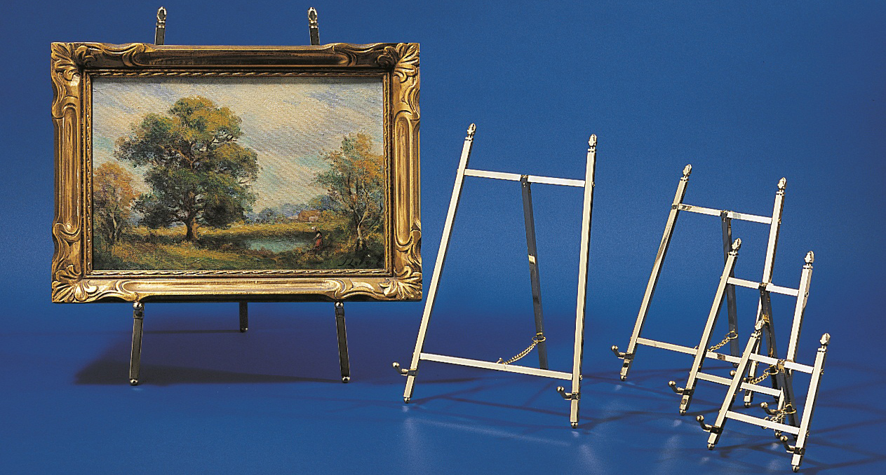 decorative easels by ADE