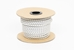 Elastic Cord for Barriers - White w/ tracer - AS-ECWt