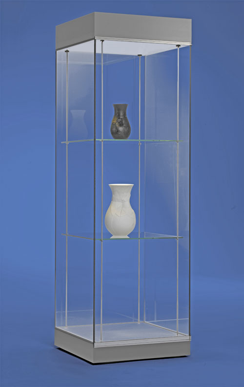Free Standing Glass Display Cases Home Decorative Design Free