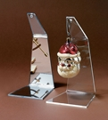 acrylic ornament stands by ADE