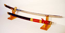 Wood Sword Stands - Oak wood sword stand, sword display, sword stand, sword holder, Military swords, Samurai swords, Medieval swords, Viking swords, Katana swords, Ninja swords, Japanese swords, Daggers, Roman swords, Longquan Shaolin Swords, Renaissance swords, Pirate swords, Rapier swords, Chinese swords, Middle Eastern swords, Religious swords, Prehistoric Swords, Egyptian Swords (Khopesh), Iron Age swords,  Ancient Greek and Spartan Swords, Makhaira Swords, Falcata and Kopis Swords, Classic Hoplite Sword, Early Celtic Swords, Acinaces (Persian short sword), Swords of the Roman Legions, Gladius swords, Spatha swords, Viking sword , Khmali sword, Arming sword, Longsword, Estoc sword, Two-handed claymore sword, Curtana sword, Sabina, Medieval Swords