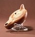 oil lamp holder by ADE