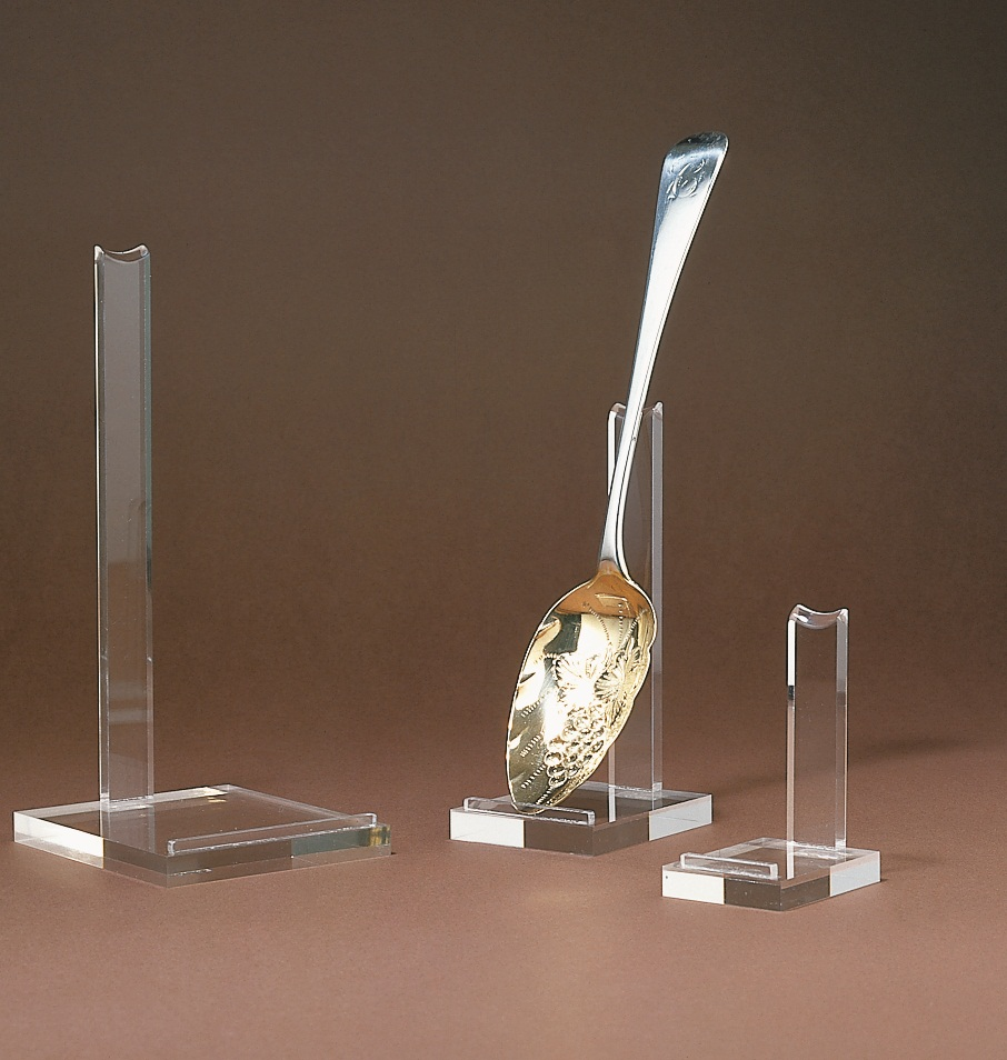 spoon display stands by ADE